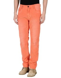 Pepe Jeans Casual Pants Salmon Pink