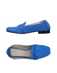 Luca Valentini Loafers Blue