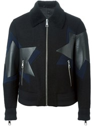 Neil Barrett 'Pop Art Star' Jacket Black