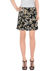 Moschino Cheap And Chic Moschino Cheapandchic Skirts Mini Skirts Women Black