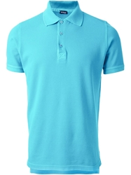 Kiton Short Sleeve Polo Shirt Green