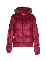 Timeout Jackets Brick Red