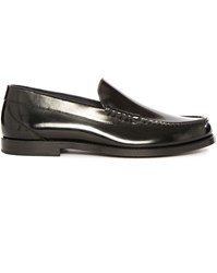 Paul Smith Black Raymond Leather Loafer