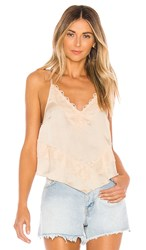 Free People Your Eyes Cami In Pink.