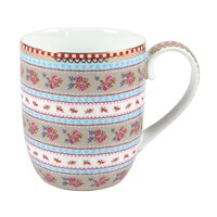 Pip Studio Small Ribbon Rose Mug Khaki