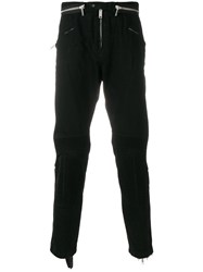 Unravel Project Zip Detail Track Trousers Black