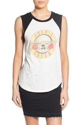 Women's Daydreamer 'Guns N Roses' Graphic Muscle Tee