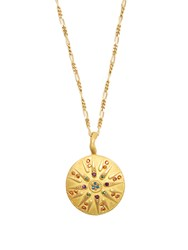 Orit Elhanati Candy Diamond And Yellow Gold Necklace