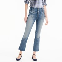J.Crew Point Sur Vintage Jean With Button Fly