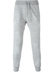 Dsquared2 Slim Track Trousers Grey