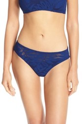Robin Piccone Hana Two In One Hipster Bottom Blue