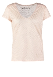 Naf Naf Ofish Basic Tshirt Pink Lotus
