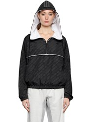 Adidas Originals By Alexander Wang Nylon Windbreaker Sweatshirt