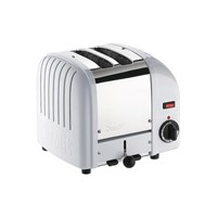 Dualit Classic Heritage Toaster Pearl 2 Slot