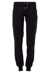 Venice Beach Valley Tracksuit Bottoms Black