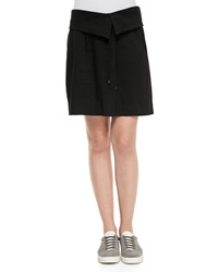 Vince Folded Waist Relaxed Skirt