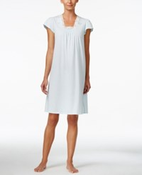 Miss Elaine Embroidered Nightgown
