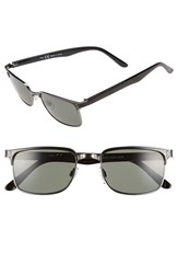 Men's Topman 53Mm Small Square Sunglasses