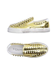 Gienchi Sneakers Gold