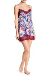 In Bloom By Jonquil Olivia Chemise Purple