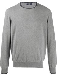 Fay Regular Fit Crew Neck Pullover 60