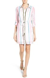 Kut From The Kloth Women's Adyson Tie Waist Shirtdress
