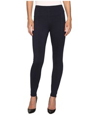 Lysse Taylor Seamed Leggings Midnight Heather Women's Casual Pants Black