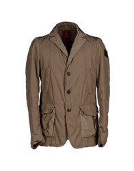 Siviglia Suits And Jackets Blazers Men Khaki