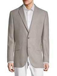 Jack Victor Conway Classic Sportcoat Taupe