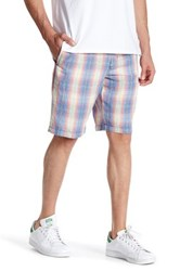 Tommy Bahama Pucca Plaid Short Blue