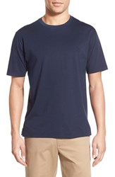 Men's Brooks Brothers Supima Cotton Crewneck T Shirt Navy