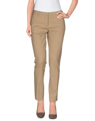 True Royal Trousers Casual Trousers Women Khaki