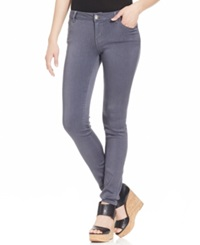 Celebrity Pink Jeans Juniors' Super Soft Curvy Fit Skinny Jeans Moonstone Wash