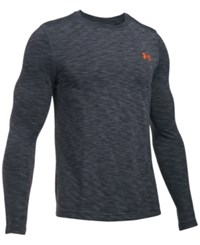 Under Armour Men's Threadborne Seamless Shirt Stealth Grey