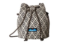 Kavu Bucket Bag Deco Tiles Bags Gray