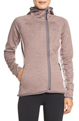 The North Face Women's 'Arcata' Water Resistant Jacket Quail Grey Heather