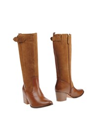 Gioseppo Boots Brown