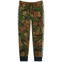 Polo Ralph Lauren Sport Camo Taped Track Pant Green