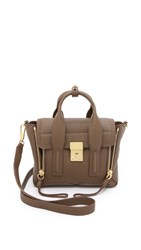 3.1 Phillip Lim Pashli Mini Satchel Taupe