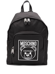 Moschino Logo Detail Backpack 60