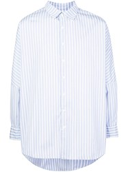 Casey Casey Striped Long Sleeved Shirt 60