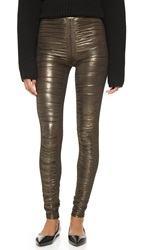 Sass And Bide Baby Doll Dreamer Leggings Gold