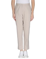 Peserico Sign Trousers Casual Trousers Women Beige