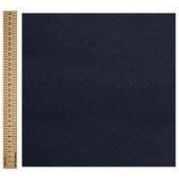 Unbranded Sapphire Satin Fabric Navy