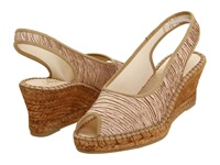 Spring Step Jeanette Beige Women's Wedge Shoes