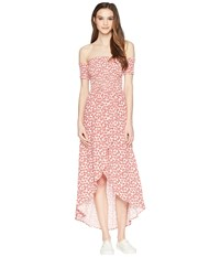 Lucy Love Tranquility Dress Pomegranet Pink
