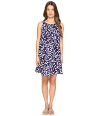 Kate Spade Spinner Dress Cover Up Rich Navy