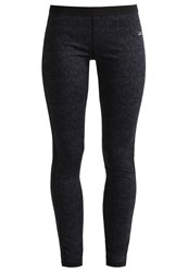 Venice Beach Tilde Tights Black Anthracite