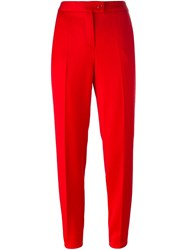 Boutique Moschino Cropped Tapered Trousers