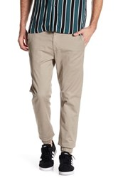 Ag Jeans The Rover Chino Jogger Beige